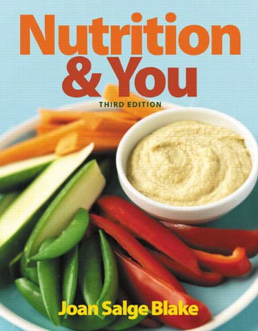 Nutrition & You (3Rd Edition)