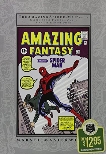The Amazing Spider-Man & Amazing Fantasy No.15