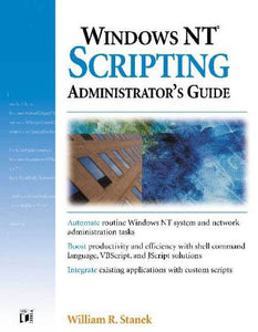 Windows Nt Scripting Administrator's Guide