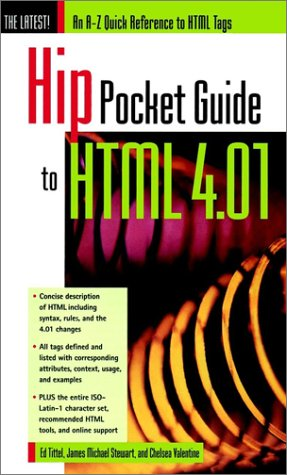 Hip Pocket Guide To HTML 4.01