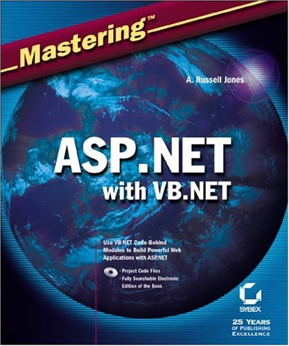 Mastering ASP.NET with VB.NET