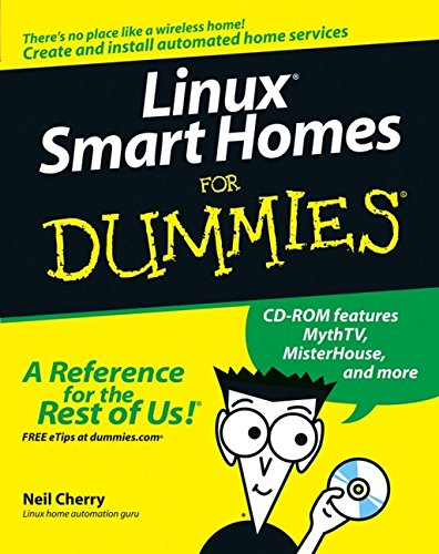 Linux Smart Homes For Dummies