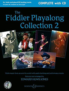 Fiddler Play-Along Collection Vol. 2 BK/CD