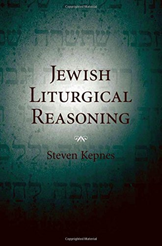 Jewish Liturgical Reasoning