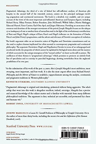 Pragmatism's Advantage: American and European Philosophy at the End of the Twentieth Century