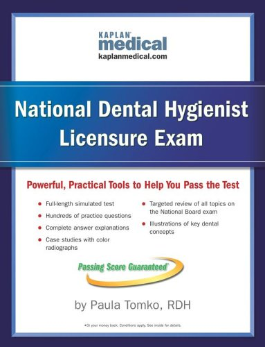 Kaplan National Dental Hygienist Licensure Exam (Kaplan National Dental Hygenist Licensure Exam)
