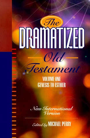 The Dramatized Old Testament: Genesis to Esther, New International Version, Vol. 1