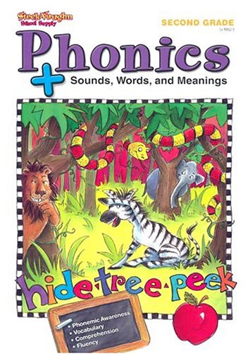 Phonics+: Reproducible Grade 2