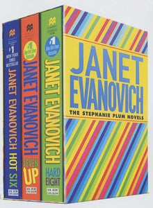 Janet Evanovich Boxed Set #2 (Hot Six, Seven Up, Hard Eight)