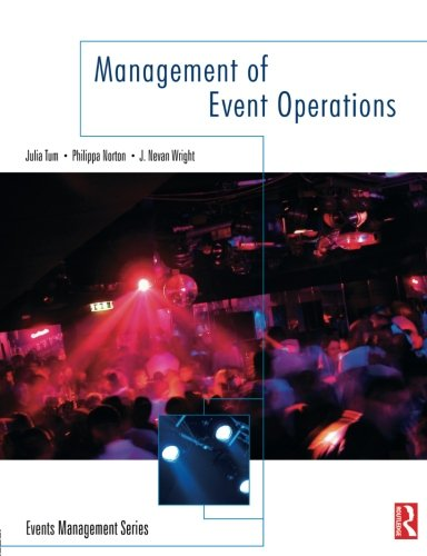 Management of Event Operations (Events Management)