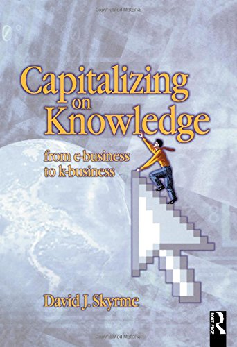 Capitalizing on Knowledge