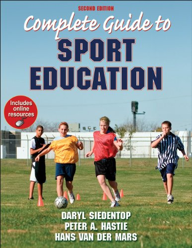 Complete Guide To Sport Education With Online Resources-2Nd Edition
