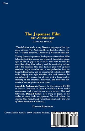 The Japanese Film: Art And Industry (Expanded Edition)