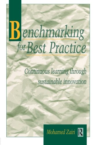 Benchmarking for Best Practice