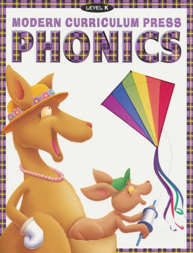 MCP PLAID PHONICS LEVEL K TEACHER RESOURCE GUIDE 1998 COPYRIGHT