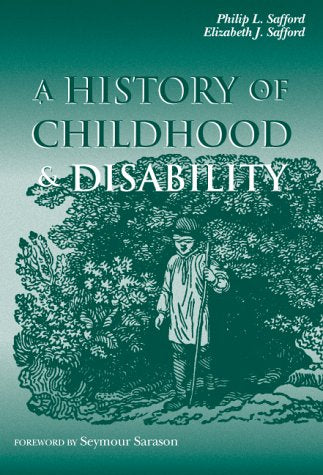 A History of Childhood and Disability