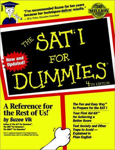 SAT? I For Dummies? (For Dummies (Lifestyles Paperback))