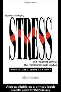Teachers Managing Stress & Preventing Burnout