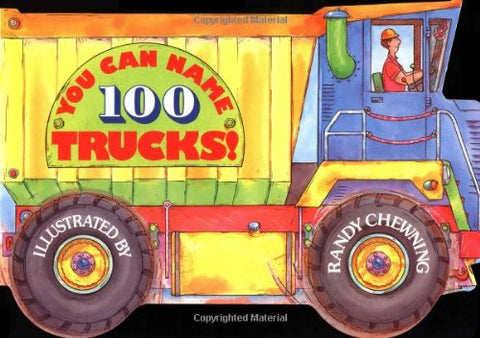 You Can Name 100 Trucks!