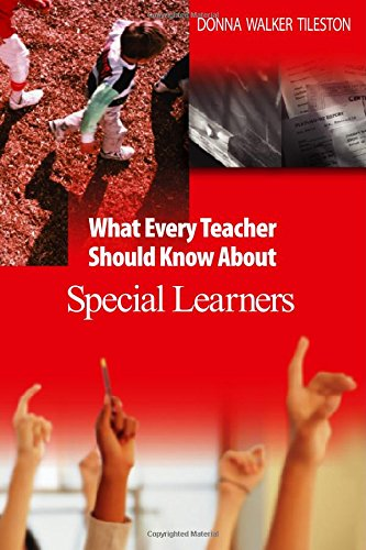 What Every Teacher Should Know About Special Learners