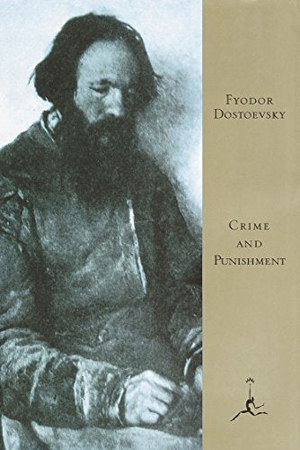 Crime And Punishment (Modern Library)