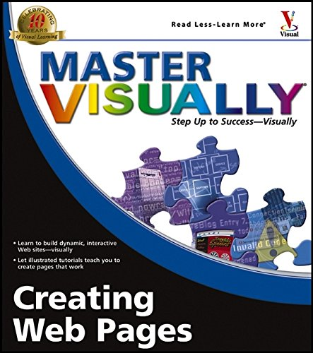 Master VISUALLY Creating Web Pages