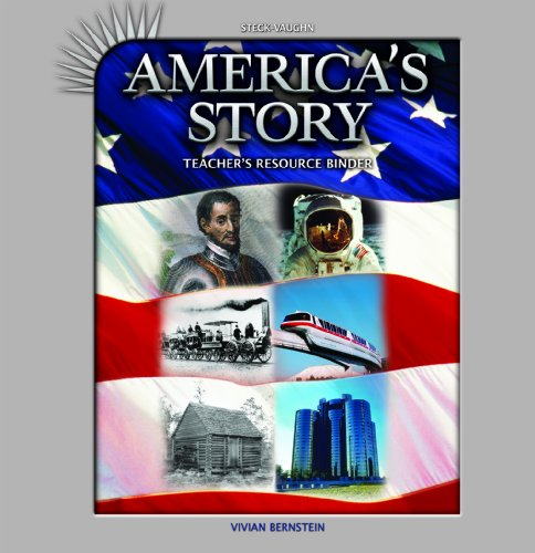 America's Story: Teachers Resource Binder