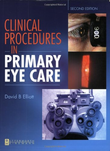 Clinical Procedures in Primary Eye Care, 2e