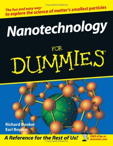 Nanotechnology For Dummies