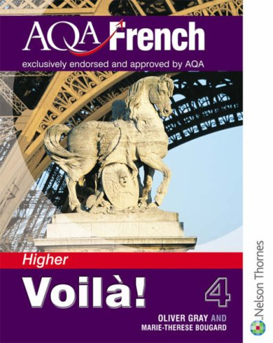 Aqa French Voila! 4 Higher (French Edition)