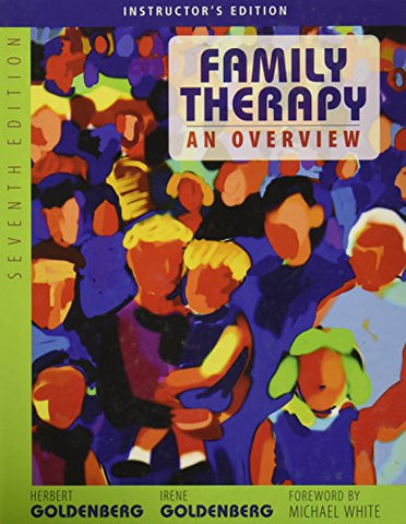 By Herbert Goldenberg, Irene Goldenberg: Family Therapy: An Overview Seventh (7Th) Edition