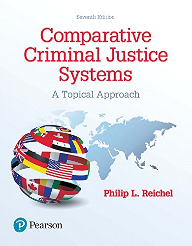Comparative Criminal Justice Systems: A Topical Approach (7th Edition)