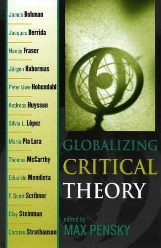Globalizing Critical Theory (New Critical Theory)