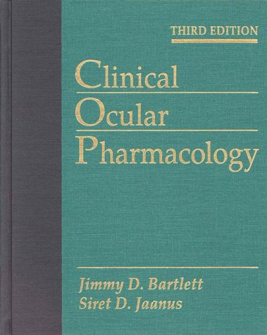 Clinical Ocular Pharmacology