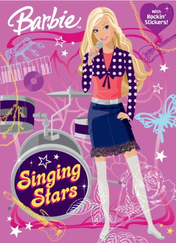 SINGING STARS-BARBIE