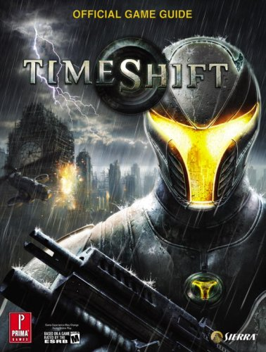 TimeShift (Prima Official Game Guide)