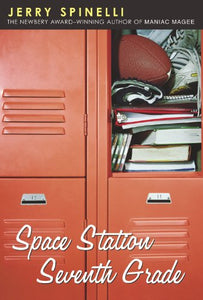 Space Station Seventh Grade (Turtleback School & Library Binding Edition)