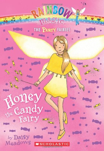 Honey the Candy Fairy (Rainbow Magic: Party Fairies #4)