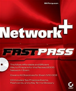 Network+ Fast Pass W/CD