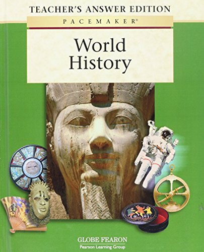 PACEMAKER WORLD HISTORY TEACHER'S EDITION 2002C (Pacemaker World History Pacemaker)