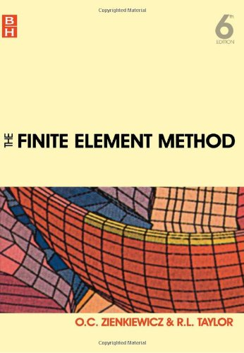 The Finite Element Method for Solid and Structural Mechanics, Sixth Edition