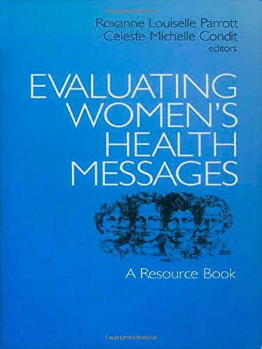 Evaluating Womens Health Messages: A Resource Book