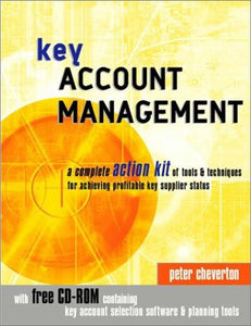 Key Account Management: The Route to Key Supplier Status