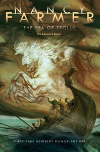 The Sea Of Trolls (Sea Of Trolls Trilogy (Paperback))