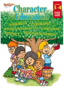 Character Education Gr 3-4 (Character Education-SS)