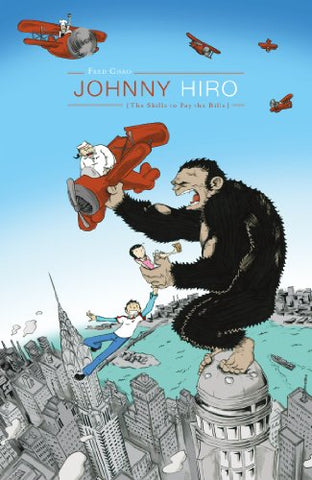 Johnny Hiro: The Skills To Pay The Bills