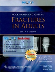 Rockwood Fracture's Solutions, 3 Volume Set