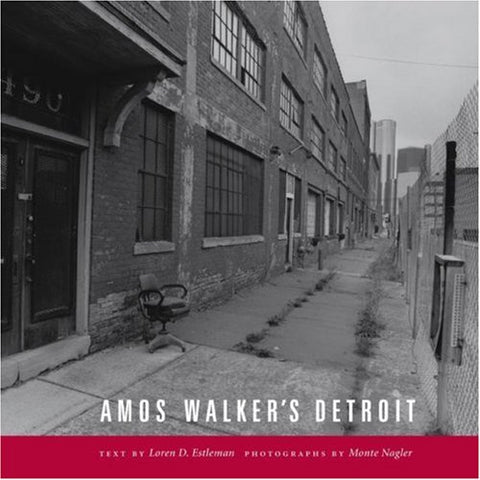 Amos Walker's Detroit (Painted Turtle)
