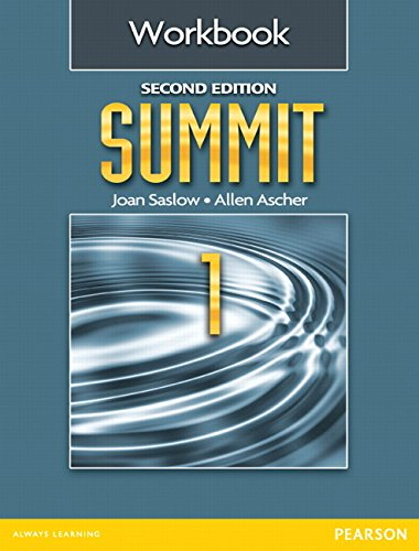 Summit 1 Workbook