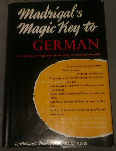 Madrigal's Magic Key to German